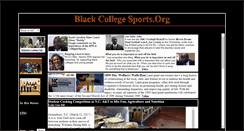 Preview of blackcollegesports.org